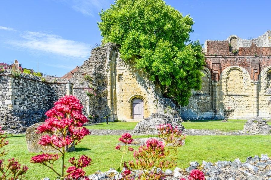 cosa-vedere-a-canterbury-st-augustines-abbey-04 Canterbury: cosa vedere e fare in un giorno partendo da Londra
