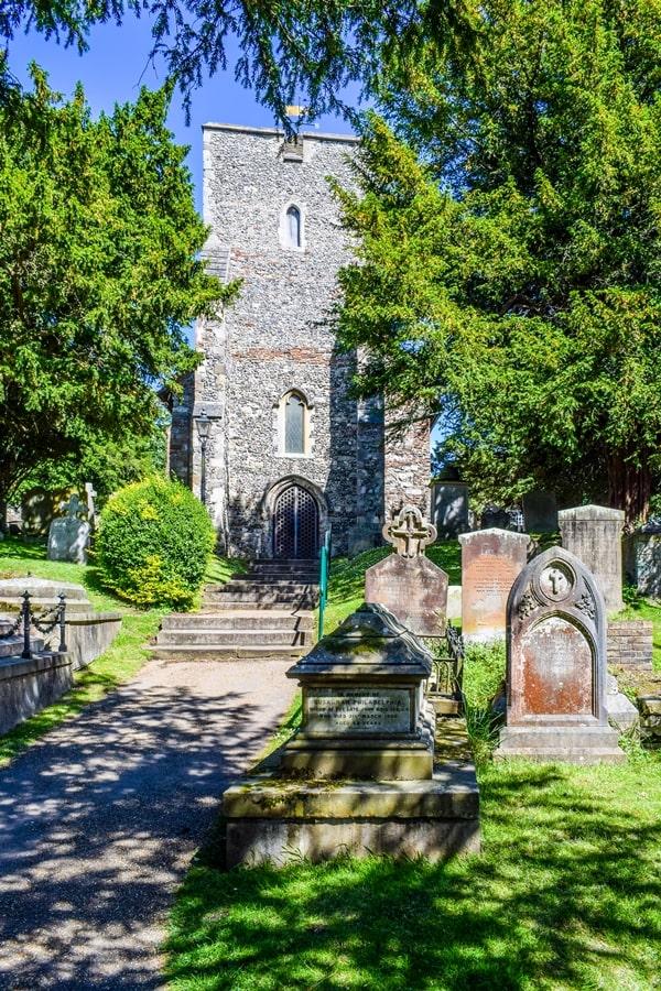 cosa-vedere-a-canterbury-st-martins-church-01 Canterbury: cosa vedere e fare in un giorno partendo da Londra