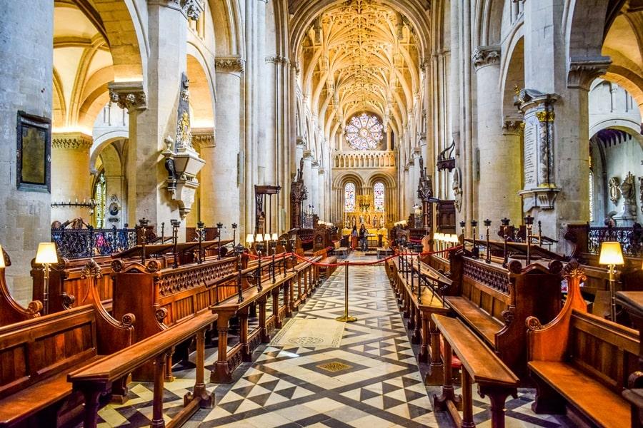 cosa-vedere-a-oxford-christ-church-college-cathedral-inghilterra-regno-unito-04 Cosa vedere a Oxford, itinerario di un giorno da Londra