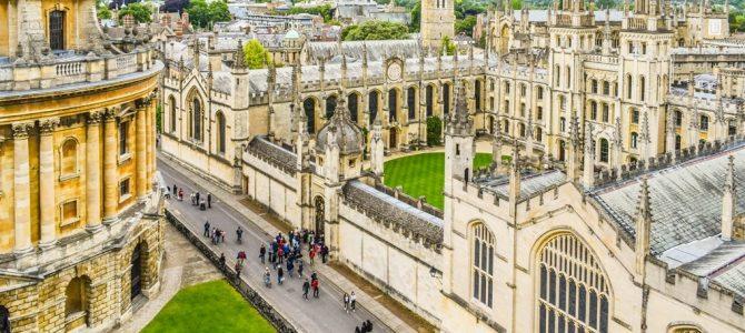 Cosa vedere a Oxford, itinerario di un giorno da Londra