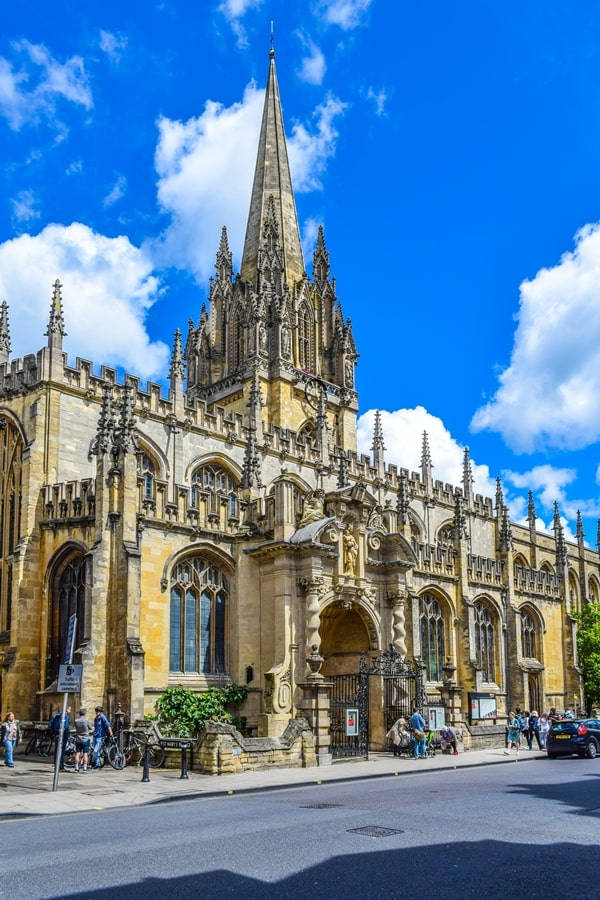 cosa-vedere-a-oxford-university-church-of-st-mary-the-virgin-inghilterra-regno-unito-01 Cosa vedere a Oxford, itinerario di un giorno da Londra