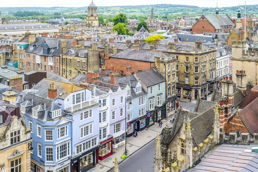 cosa-vedere-a-oxford-university-panorama-church-of-st-mary-the-virgin-inghilterra-regno-unito-02 Cosa vedere a Oxford, itinerario di un giorno da Londra