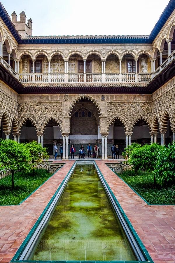 real-alcazar-di-siviglia-cosa-vedere-biglietti-orari-10 Real Alcázar di Siviglia: cosa vedere, biglietti e orari
