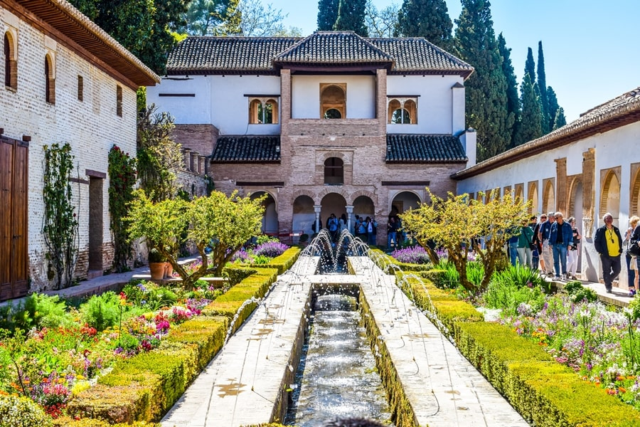 alhambra-granada-generalife-02 L'Alhambra di Granada: tutte le informazioni sulla visita e i biglietti