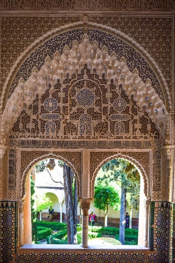 alhambra-granada-palazzi-nasridi-10 L'Alhambra di Granada: tutte le informazioni sulla visita e i biglietti