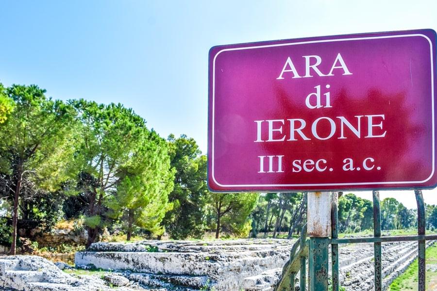 cosa-vedere-a-siracusa-sicilia-parco-archeologico-neapolis-ara-di-ierone Cosa vedere a Siracusa: tutti i luoghi da non perdere