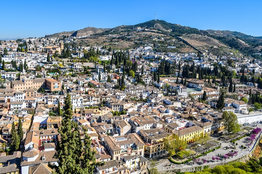 panorama-granada-alhambra-01 L'Alhambra di Granada: tutte le informazioni sulla visita e i biglietti