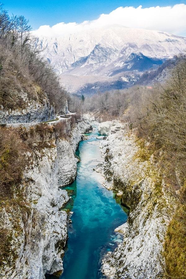 slovenia-fiume-isonzo-01 Valle dell'Isonzo: cosa fare e vedere tra storia, sport e bellezze naturali