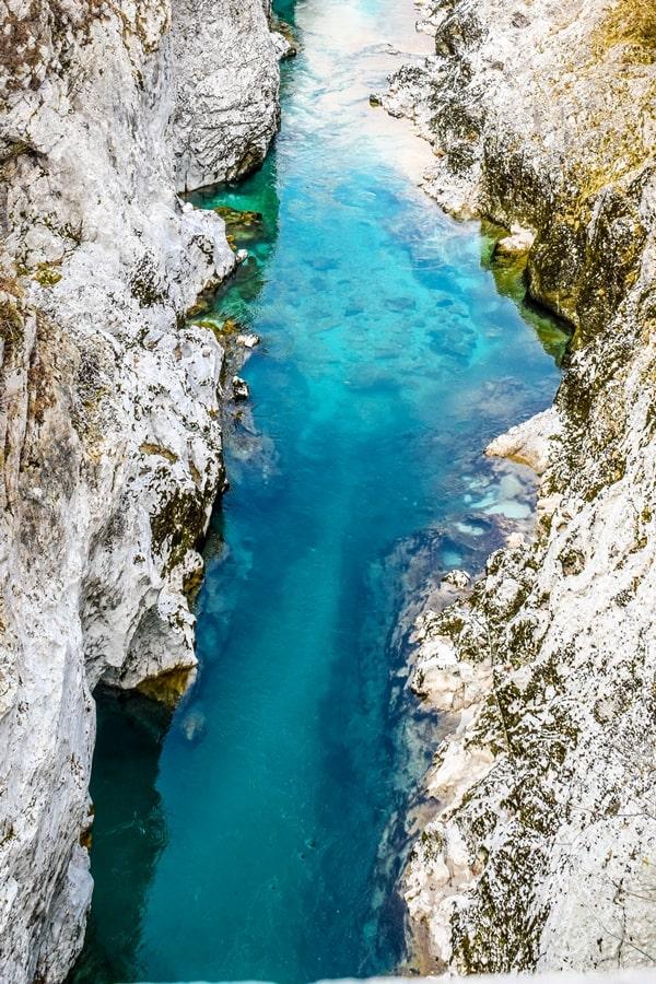 slovenia-fiume-isonzo-02 Valle dell'Isonzo: cosa fare e vedere tra storia, sport e bellezze naturali