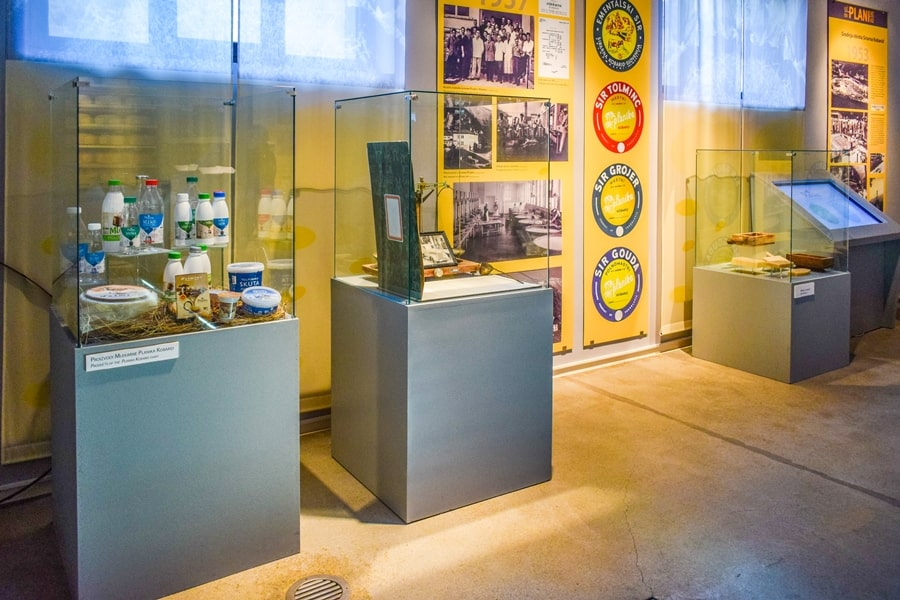 slovenia-museo-formaggio-caporetto-02 Valle dell'Isonzo: cosa fare e vedere tra storia, sport e bellezze naturali