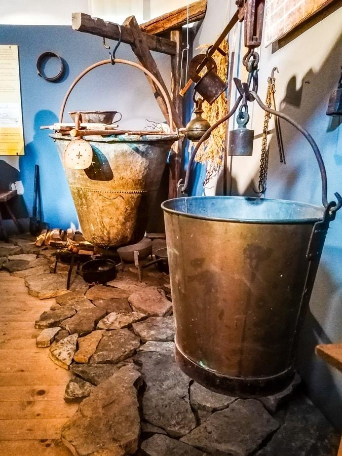 slovenia-museo-formaggio-caporetto-06 Valle dell'Isonzo: cosa fare e vedere tra storia, sport e bellezze naturali