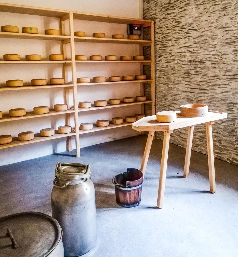 slovenia-museo-formaggio-caporetto-07 Valle dell'Isonzo: cosa fare e vedere tra storia, sport e bellezze naturali