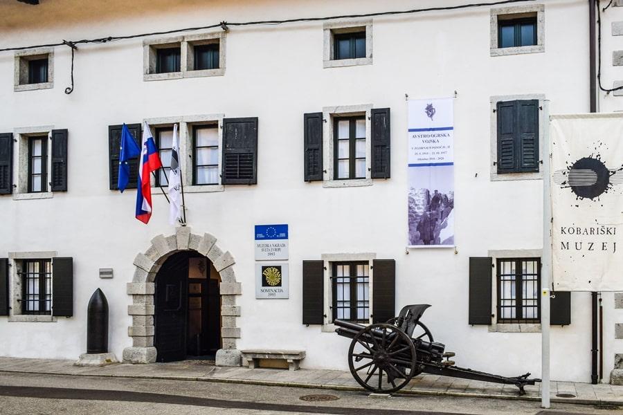 slovenia-museo-prima-guerra-mondiale-caporetto-02 Valle dell'Isonzo: cosa fare e vedere tra storia, sport e bellezze naturali