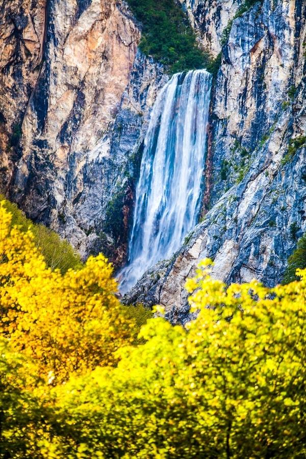 valle-isonzo-slovenia-cascata-boka Valle dell'Isonzo: cosa fare e vedere tra storia, sport e bellezze naturali
