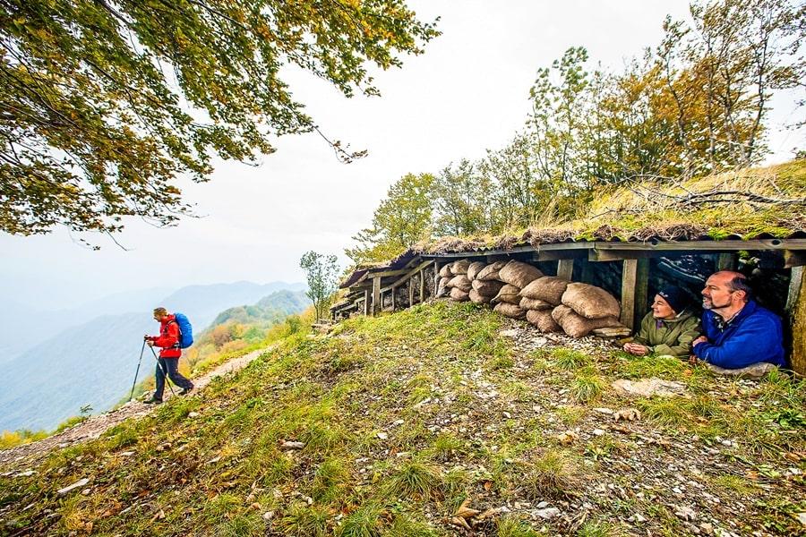 valle-isonzo-slovenia-museo-aperto-kolovrat-01 Valle dell'Isonzo: cosa fare e vedere tra storia, sport e bellezze naturali