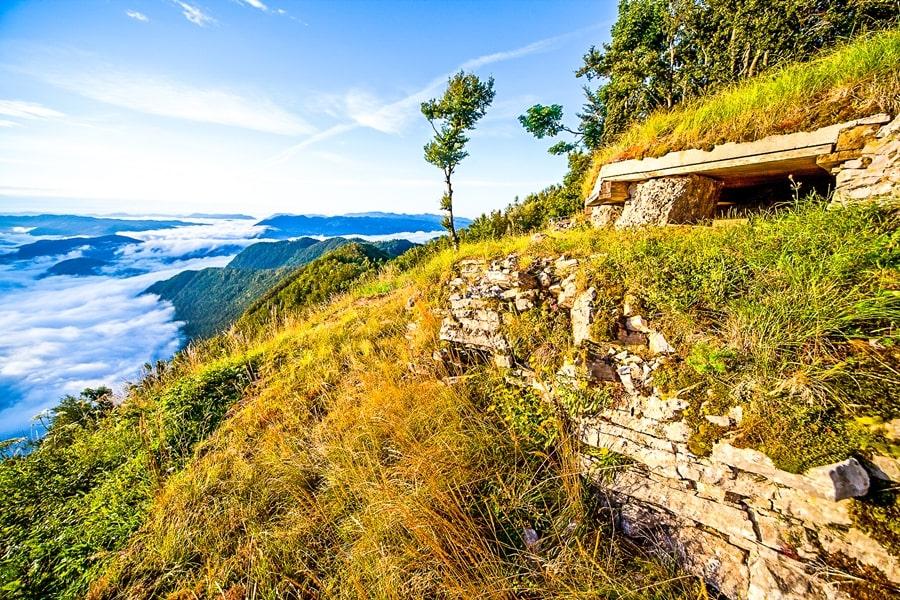 valle-isonzo-slovenia-museo-aperto-kolovrat-02 Valle dell'Isonzo: cosa fare e vedere tra storia, sport e bellezze naturali