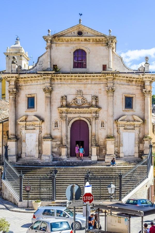 ragusa-ibla-chiesa-purgatorio-01 Cosa vedere a Ragusa in un giorno