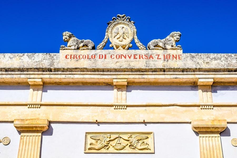 ragusa-ibla-circolo-conversazione-05 Cosa vedere a Ragusa in un giorno