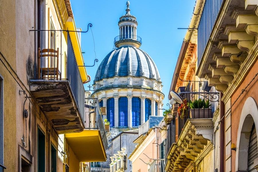 ragusa-ibla-cupola-duomo-01 Cosa vedere a Ragusa in un giorno
