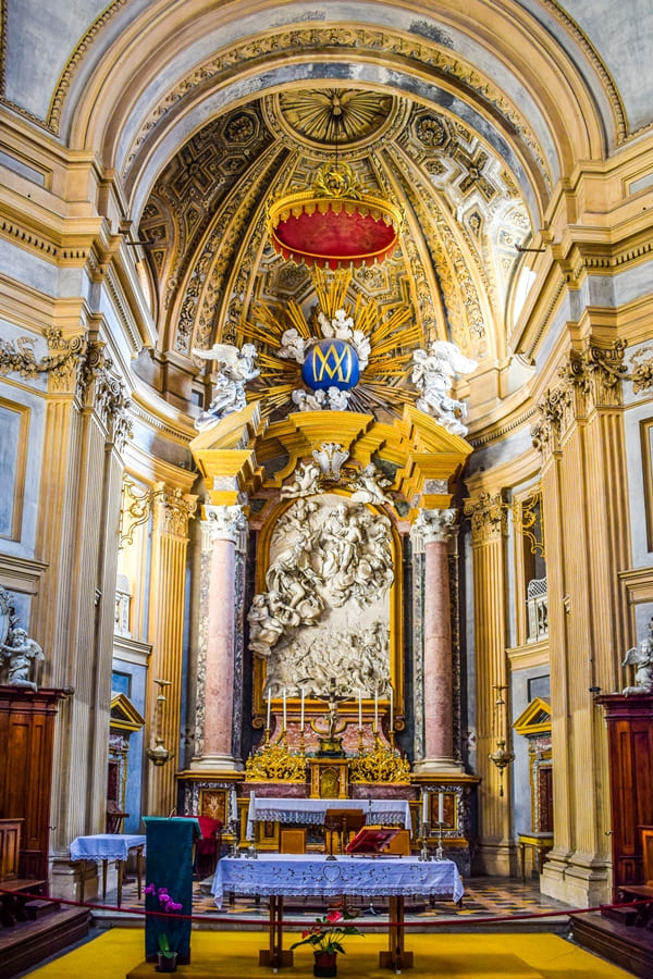 basilica-di-superga-torino-09 La Basilica di Superga a Torino: come arrivare e informazioni sulla visita