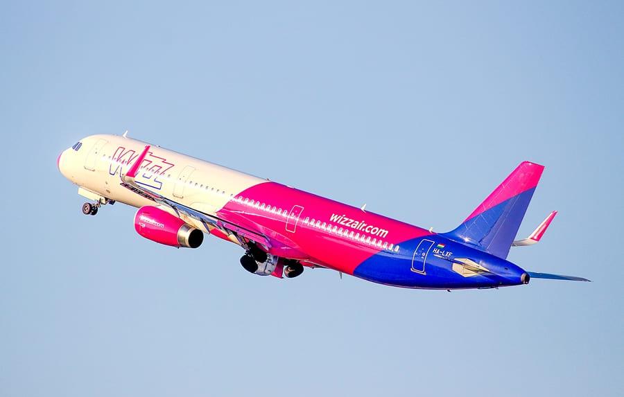 wizz-air-bagaglio Bagaglio Wizz Air: dimensioni, peso e costi