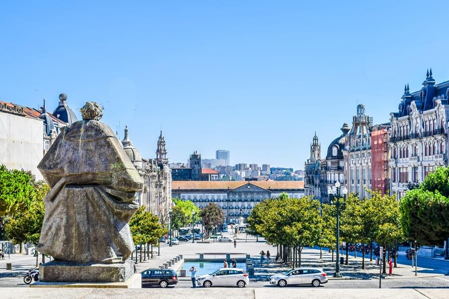cosa-vedere-a-porto-aliados-01 Cosa vedere a Porto: itinerario di due giorni