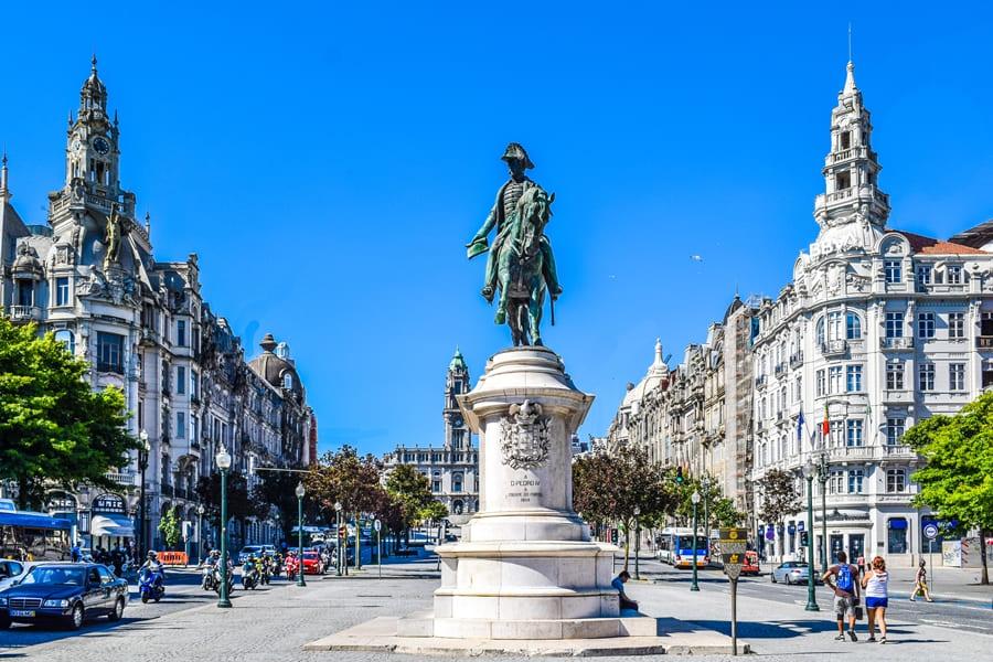 cosa-vedere-a-porto-aliados-03 Cosa vedere a Porto: itinerario di due giorni