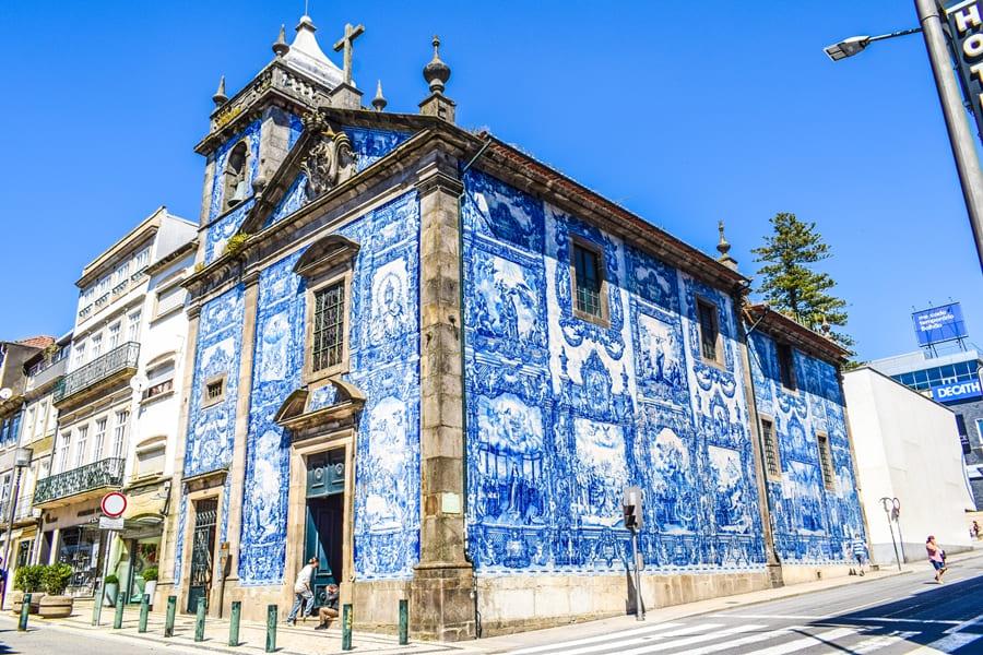 cosa-vedere-a-porto-capila-das-almas-01 Cosa vedere a Porto: itinerario di due giorni