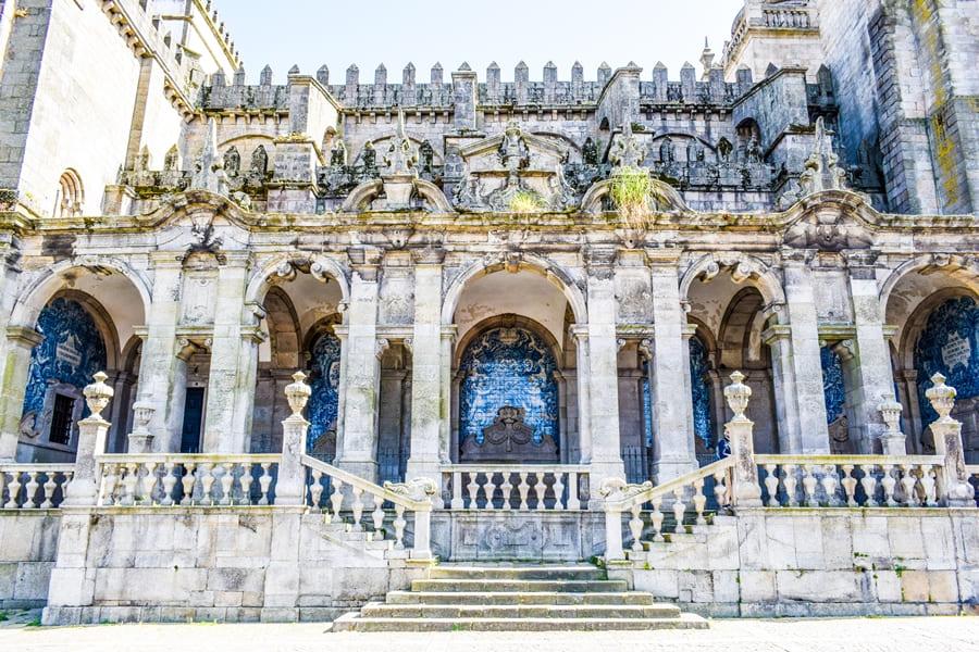 cosa-vedere-a-porto-cattedrale-01 Cosa vedere a Porto: itinerario di due giorni