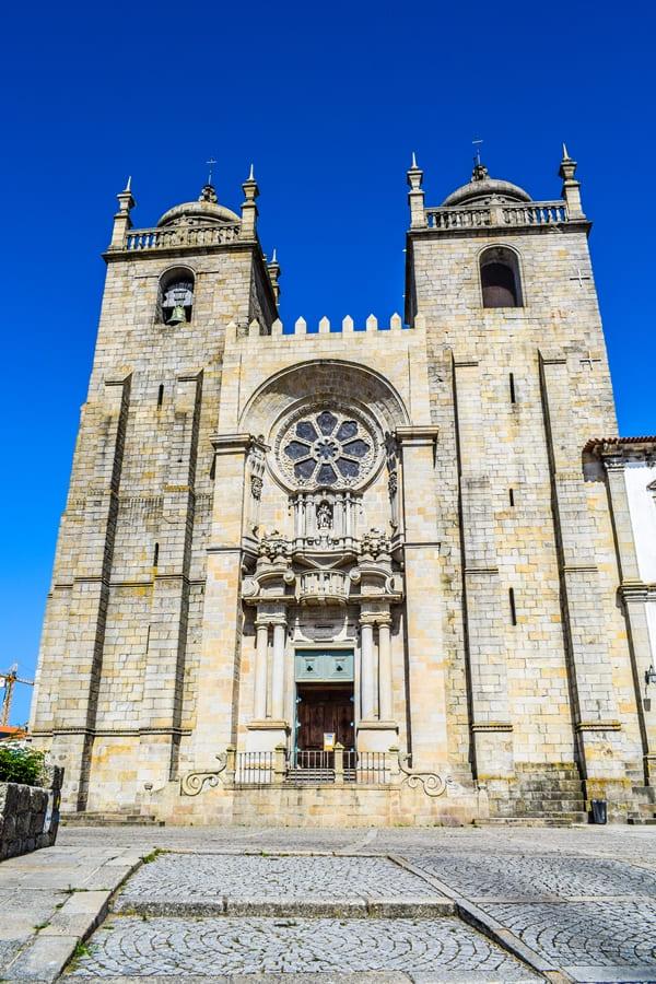 cosa-vedere-a-porto-cattedrale-02 Cosa vedere a Porto: itinerario di due giorni