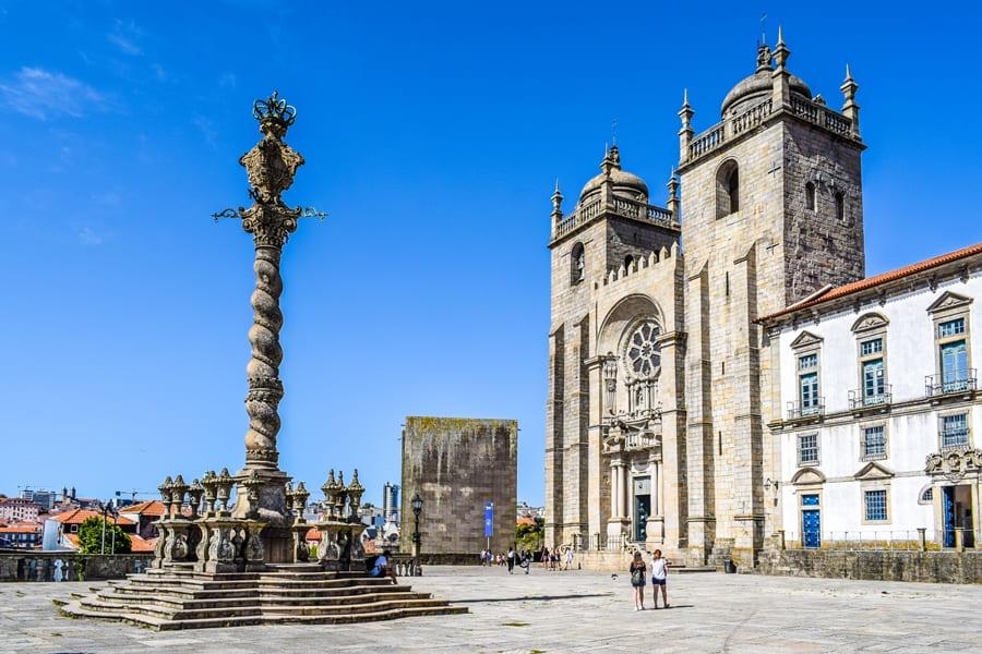 cosa-vedere-a-porto-cattedrale-03 Cosa vedere a Porto: itinerario di due giorni