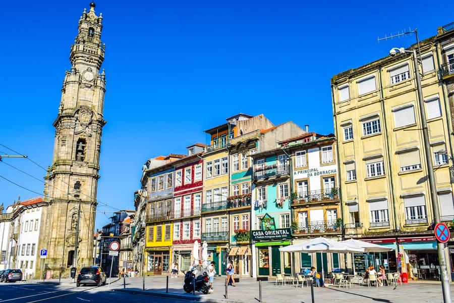 cosa-vedere-a-porto-clerigos-05 Cosa vedere a Porto: itinerario di due giorni