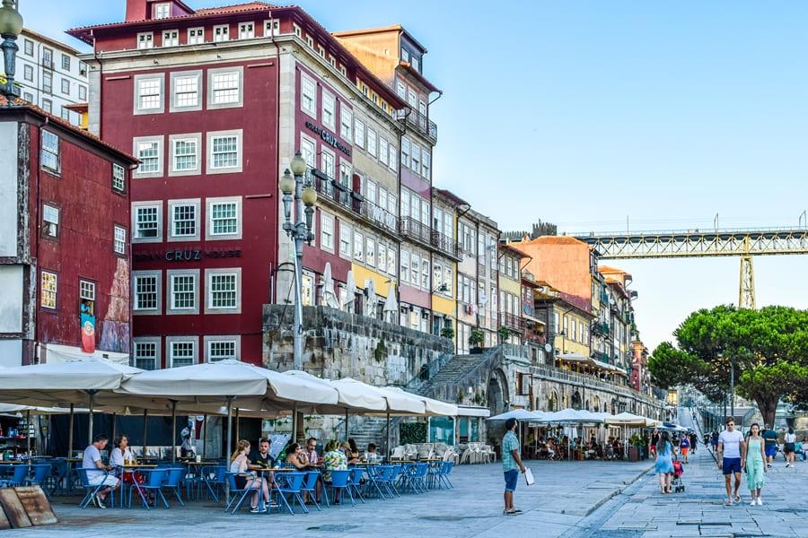 cosa-vedere-a-porto-ribeira-02 Cosa vedere a Porto: itinerario di due giorni