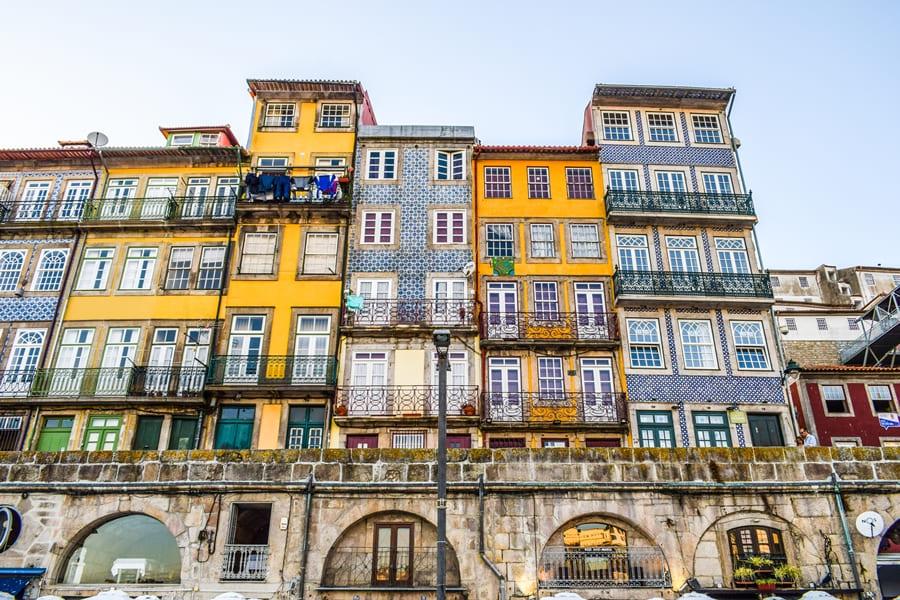 cosa-vedere-a-porto-ribeira-03 Cosa vedere a Porto: itinerario di due giorni