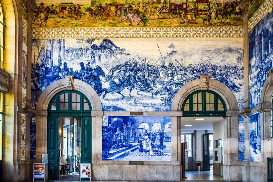 cosa-vedere-a-porto-stazione-sao-bento-02 Cosa vedere a Porto: itinerario di due giorni
