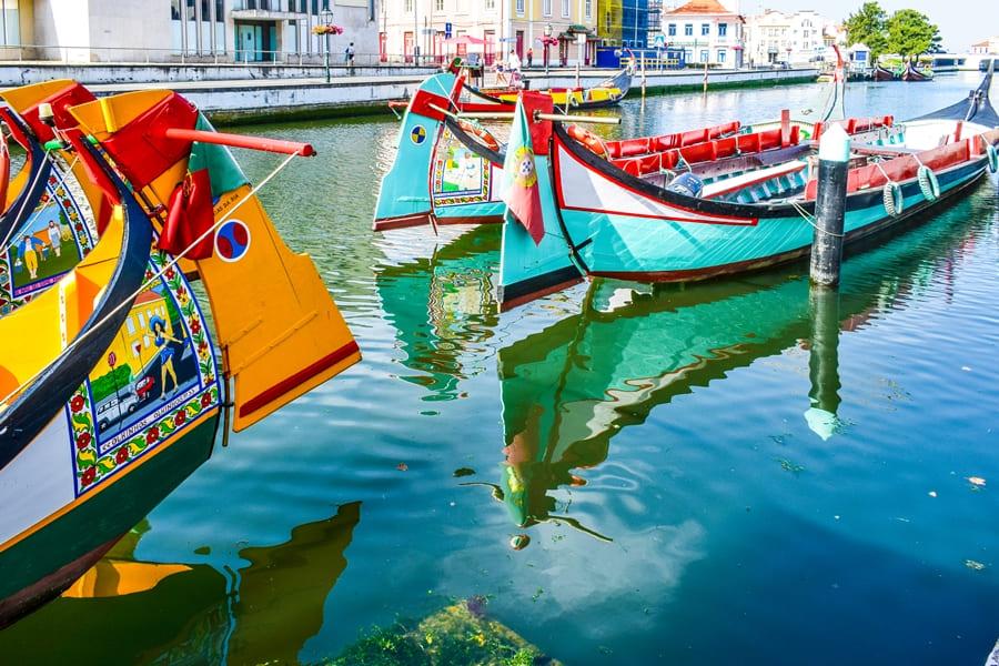 cosa-vedere-aveiro-04 Aveiro: cosa vedere tra canali e case colorate a strisce