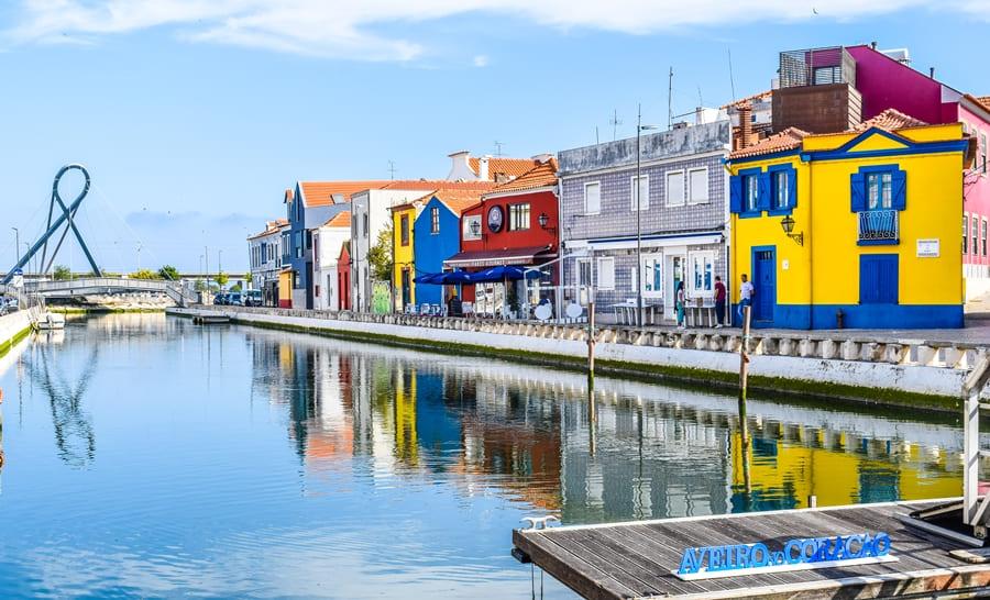 cosa-vedere-aveiro-08 Aveiro: cosa vedere tra canali e case colorate a strisce