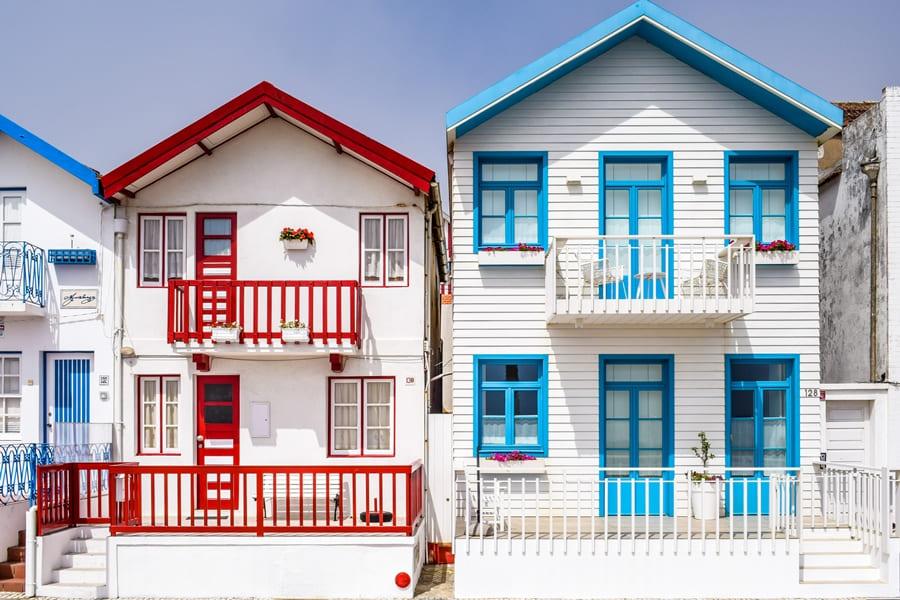 cosa-vedere-aveiro-costa-nova-04 Aveiro: cosa vedere tra canali e case colorate a strisce