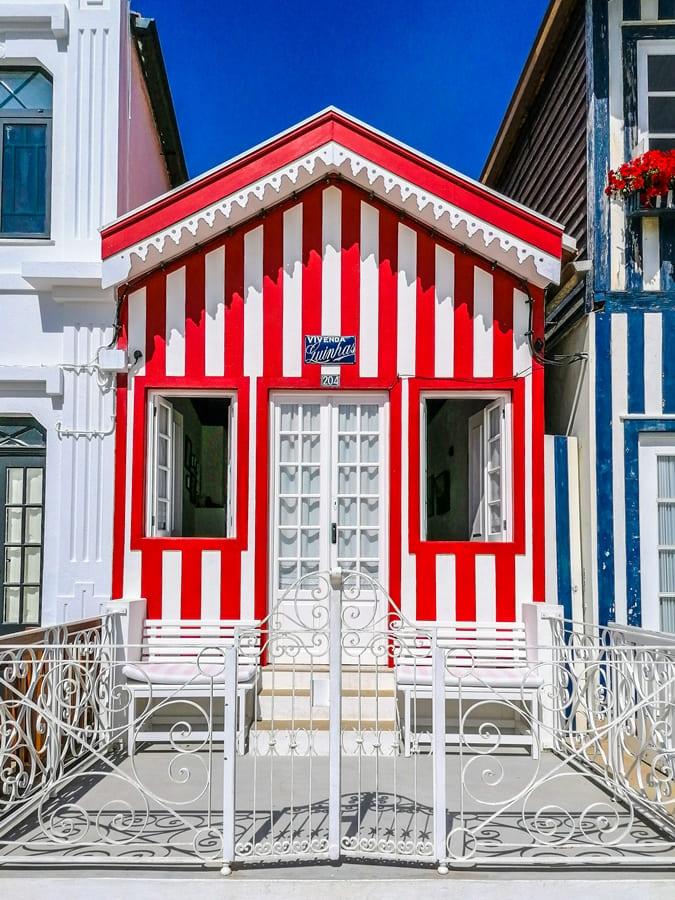 cosa-vedere-aveiro-costa-nova-08 Aveiro: cosa vedere tra canali e case colorate a strisce