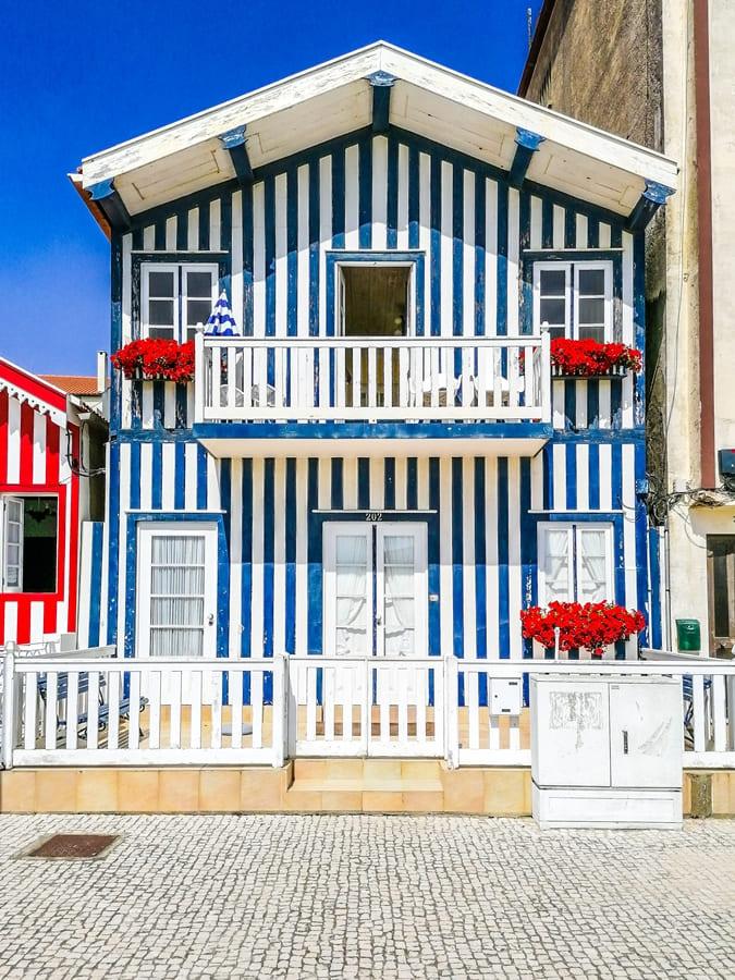 cosa-vedere-aveiro-costa-nova-09 Aveiro: cosa vedere tra canali e case colorate a strisce