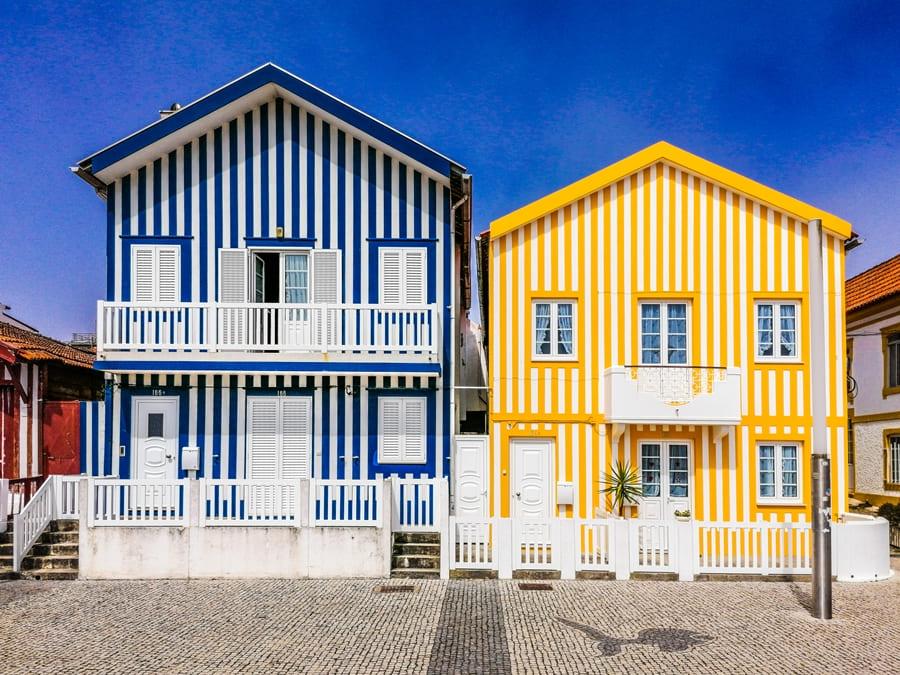 cosa-vedere-aveiro-costa-nova-10 Aveiro: cosa vedere tra canali e case colorate a strisce
