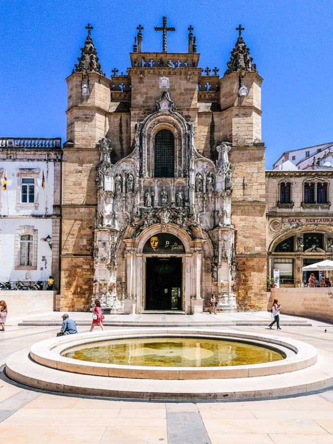 cosa-vedere-a-coimbra-18 Cosa vedere a Coimbra: itinerario di mezza giornata nella città universitaria portoghese