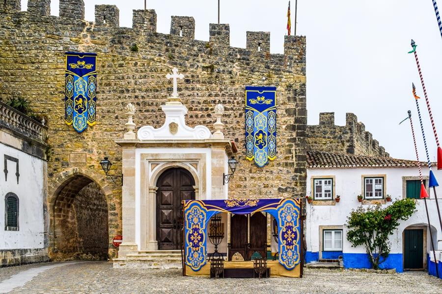 obidos-cosa-vedere-01 Óbidos: cosa vedere e come arrivare da Lisbona
