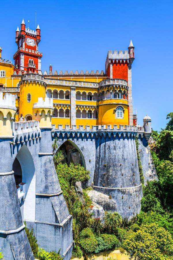 sintra-palacio-da-pena-01 Sintra: cosa vedere in un giorno da Lisbona