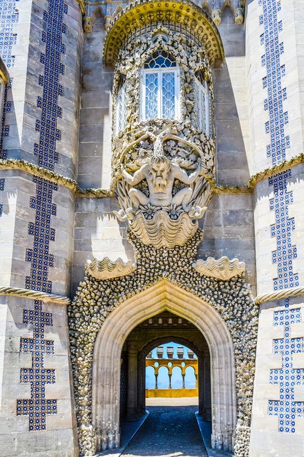 sintra-palacio-da-pena-02 Sintra: cosa vedere in un giorno da Lisbona