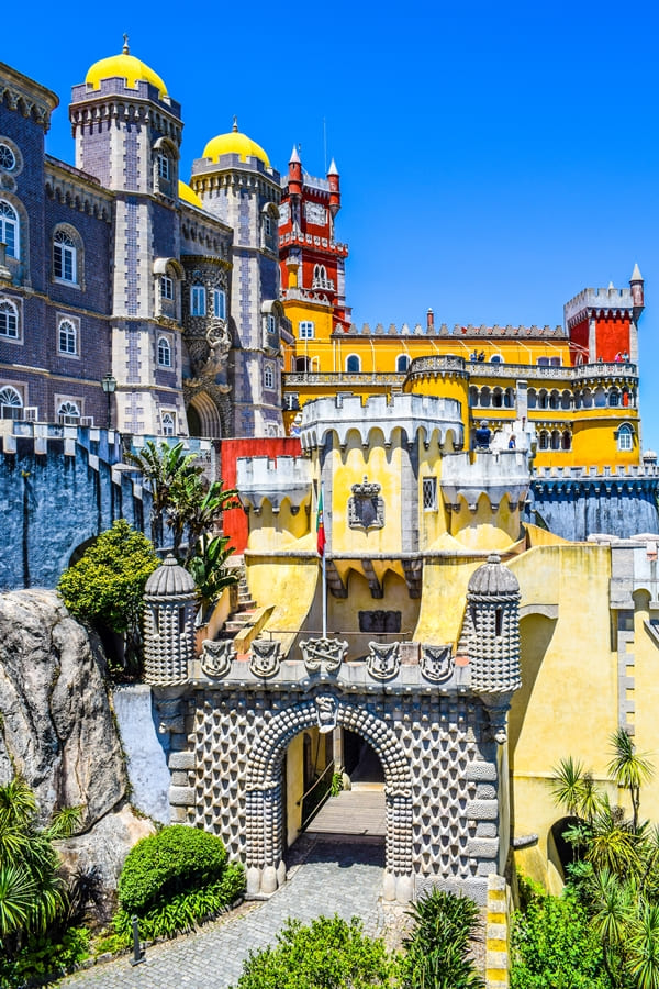 sintra-palacio-da-pena-07 Sintra: cosa vedere in un giorno da Lisbona
