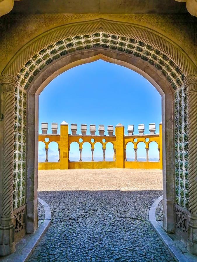 sintra-palacio-da-pena-09 Sintra: cosa vedere in un giorno da Lisbona